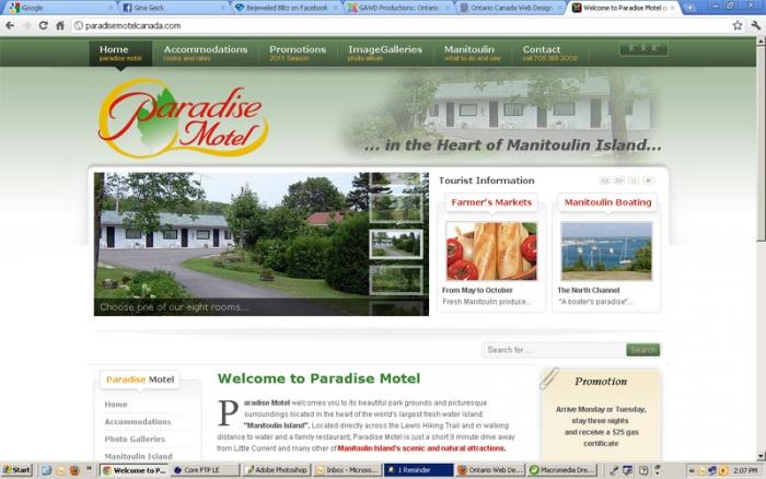 www.paradisemotelcanada.com