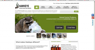 Hawkeye Bird & Animal Control